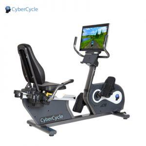 จักรยานนั่งเอนปั่น Cybercycle
