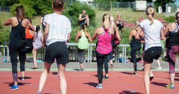 ออกกำลังกายเพื่ออายุยืน