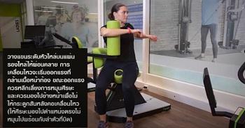การออกกำลังกาย HUR Twist