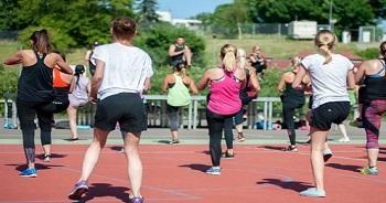 ออกกำลังกายสำหรับผู้สูงอายุ