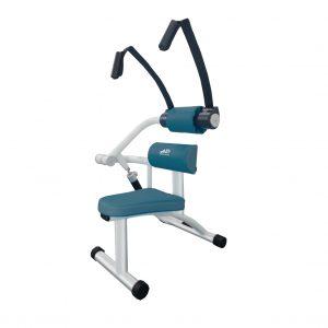 เครื่องออกกำลังกายผู้สูงอายุเพื่อบริหารกล้ามเนื้อหน้าท้อง และหลัง (Abdominal / Back)