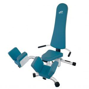 เครื่องออกกำลังกายผู้สูงอายุเพื่อบริหารกล้ามเนื้อต้นขาด้านในและด้านนอก (Adduction / Abduction)