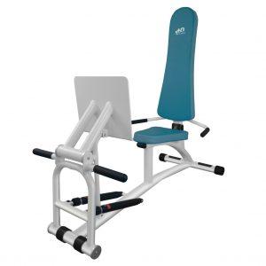 เครื่องออกกำลังกายผู้สูงอายุเพื่อบริหารกล้ามเนื้อขา และสะโพก (Leg Press)